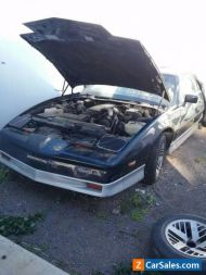 Pontiac transam 1985 half cut less engine gta hood