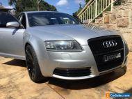 Audi S6 V10 2007