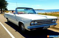 Oldsmobile cutlass f85 convertible