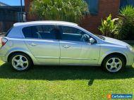 Holden astra CDX 5 door sedan
