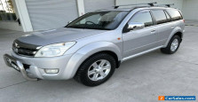 GREAT WALL X240 2010 SUV 4WD 2.4L 152000KMS WAGON LEATHER VERY CLEAN FAMILY WAG