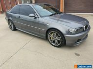 BMW E46 325CI SUPER CHARGED LIMITED EDITION