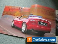 JAGUAR CONVERTIBLE XKR V8 SUPPERCHARGED STUNNING CAR HARD TO FIND