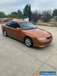 1999 Holden Commodore Vt Supercharged 3.8 V6 S Pack Series 2