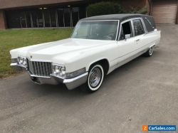 1970 Cadillac Commercial Chassis