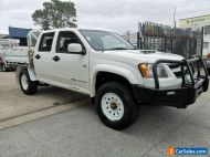ONLY 104,000 KM - 4X4 TURBO DIESEL - 2010 HOLDEN COLORADO DUAL CAB UTE