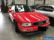 1997 Red Audi A4
