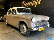 ~1958 Hillman minx GORGEOUS little classic# mg magnette holden ford rover mgb vw