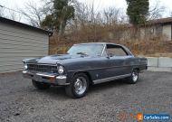 1966 Chevrolet Nova SS SUPER SPORT