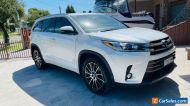 Toyota Kluger Grande AWD 2018