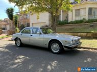 JAGUAR  xj6 series 3 sovereign very clean untouched original collectors
