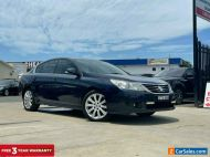 2012 Renault Latitude L43 Sedan 4dr Spts Auto 6sp 2.0DT [MY12] Blue Automatic A
