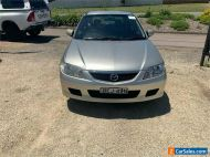 2002 Mazda 323 BJ II Astina Silver Manual M Hatchback