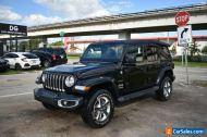 2019 Jeep Wrangler 4x4 Sahara 4dr SUV