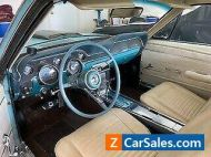1967 Mustang Coupe V8 302 Automatic
