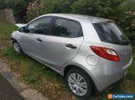 2010 MAZDA 2 HATCH BACK AUTO ONE OWNER TILL LIGHTLY DAMAGED  NOT STAT WRITE OFF