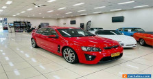 2008 Holden Special Vehicles GTS E Series MY08 Upgrade Red Manual 6sp M Sedan