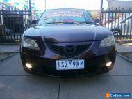 2007 Mazda 3 BK MY06 Upgrade Neo Automatic 4sp A Sedan