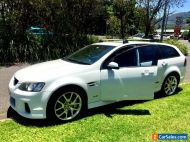 2011 Holden Commodore VE II SS-V Redline Edition  Automatic 6sp SPORTSWAGON