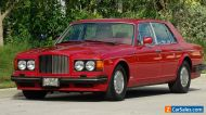 1990 Bentley Turbo R LUXURY SEDAN