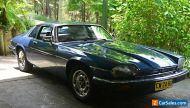 1984 XJS Jaguar