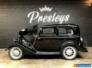1933 Ford Model Y Tudor 2 Door Coupe # Hot Rod model T Willys dodge chev tourer