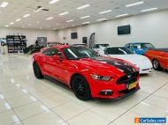 2016 Ford Mustang FM Fastback GT 5.0 V8 Red Automatic 6sp A Coupe