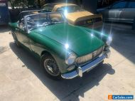 1965 MG MIDGET MK11 AUST RHD ONLY TRAVELED 70,000 MILES   EXCELLENT FOR AGE
