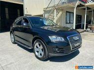 2011 Audi Q5 8R TDI Black Automatic A Wagon