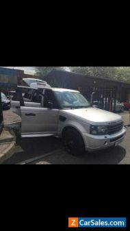 Range Rover sport 4.2 supercharged////SPARES REPAIRS please read full add.