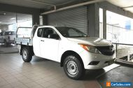 MAZDA BT-50 FREESTYLE CAB CHASSIS XT 4x4 EASY FINANCE 02 9479 9555