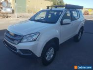 2014 Isuzu MU-X 4x4 LS-M REGO READY low 124km  drives great  has hail dents