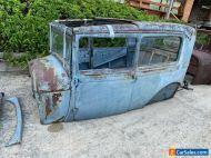 model A sedan tudor ford hot rod body