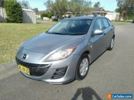 2011 Mazda 3 hatchback. 6 speed manual. Long rego