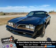 1977 Pontiac Trans Am Special Edition Tribute, Free Shipping** 6.6 Litre
