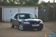 Mazda MX5 MK2.5 2004 convertible sports car (not MK2)