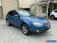 2009 Subaru Outback B4A Blue Automatic A Wagon