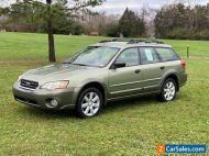 2006 Subaru Outback Outback 2.5i