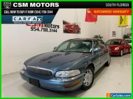 2000 Buick Park Avenue 4dr Ultra Supercharged Sedan