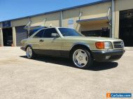 MERCEDES,380,SEC,Rare,AMG,No reserve, Not 500,560 Sec, classic,collectible Coupe