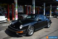 1985 Porsche 911 Carrera 2dr Coupe