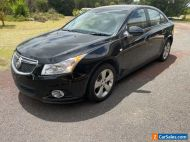 Holden Cruze black manual 130kms grate first car sold as is no rego no rwc