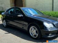 Mercedes C32 AMG 2002 Private Plate Inc Immaculate Right hand Drive p/x