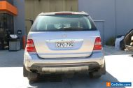 2006 MERCEDES ML350 CDI W164 WRECKING ALL PARTS