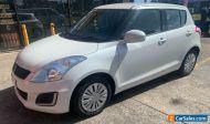 Suzuki Swift 2016 AUTOMATIC HATCHBACK IMMACULATE