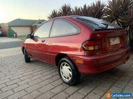 1997 Ford Festiva 3dr Hatchback MANUAL - Only 97,000kms - UNREGISTERED + NO RWC