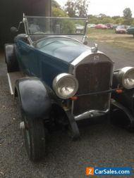 Buick Roadster 1928