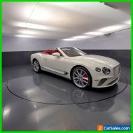 2020 Bentley Continental GT AWD GT V8 2dr Convertible