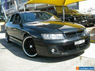 2006 Holden Special Vehicles ClubSport Z Series Black Manual 6sp M Sedan