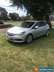 Holden Astra 2017 bk hatchback 1.4 My 17.5